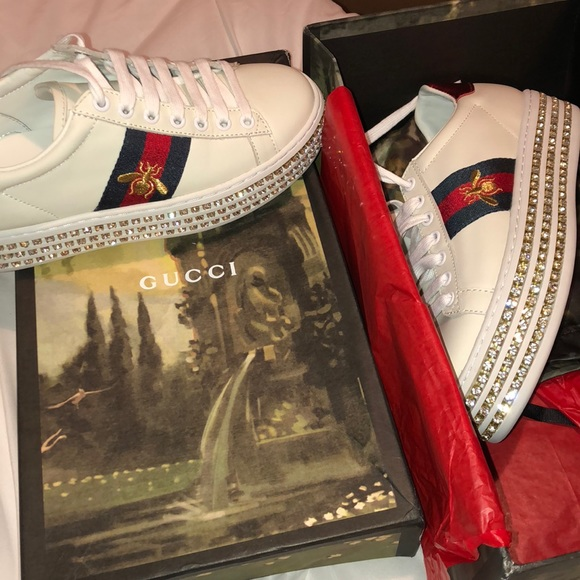 Gucci Shoes | Ace Sneaker With